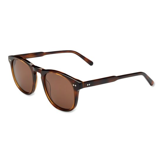 Chimi Eyewear #001-Tortoise/Brown