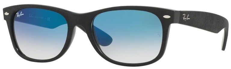Ray-Ban New Wayfarer Alcantara RB2132 62423F 5218