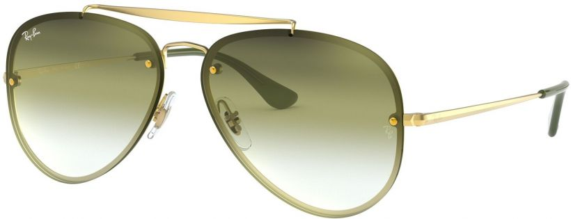 Ray-Ban Blaze Aviator Flat Lenses RB3584N-91400R