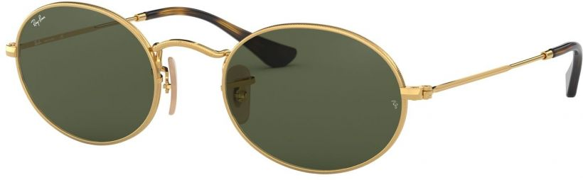 Ray-Ban Oval RB3547N-001