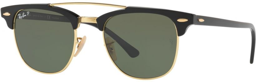 Ray-Ban Clubmaster Double Bridge RB3816-901/58