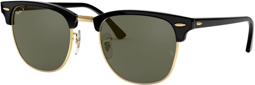 Ray-Ban Clubmaster Classic RB3016-901/58