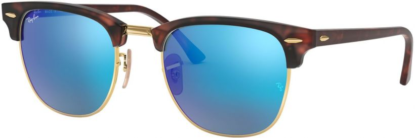 Ray-Ban Clubmaster Flash Lenses RB3016