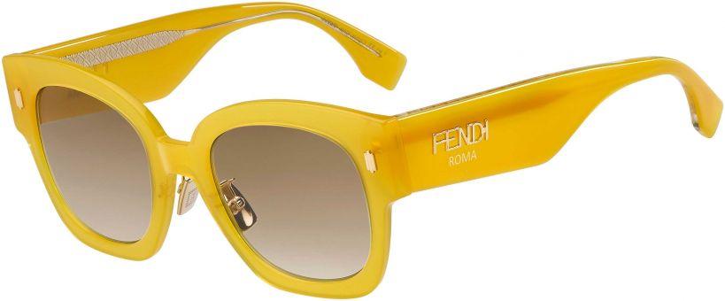 Fendi FF 0458/G/S 204067-40G/HA-52