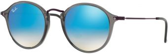 Ray-Ban Round Flat Lenses RB2447N-62554O-49