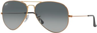 Ray-Ban Aviator Large Metal II RB3026-197/71-62