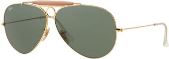 Ray-Ban Shooter RB3138-001-58