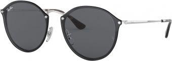 Ray-Ban Blaze Round Flat Lenses RB3574N-003/87-59