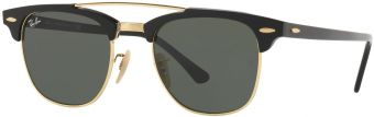 Ray-Ban Clubmaster Double Bridge RB3816-901-51