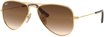 Ray-Ban Junior Aviator RJ9506S-223/13-50