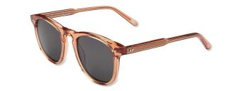 Chimi Eyewear #001 Peach Black