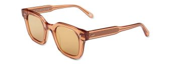 Chimi Eyewear #004 Peach Mirror