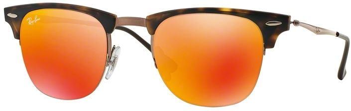 Ray-Ban Clubmaster LightRay RB8056 175/6Q 49