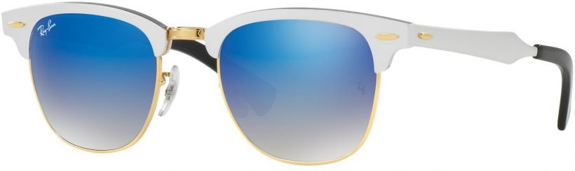 Ray-Ban	Clubmaster Aluminum RB3507-137/7Q