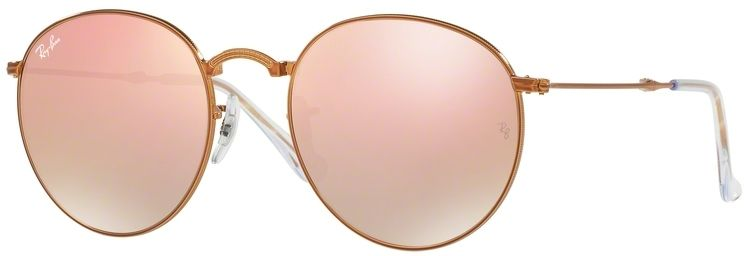 Ray-Ban Round Folding Metal RB3532 198/7Y 5320