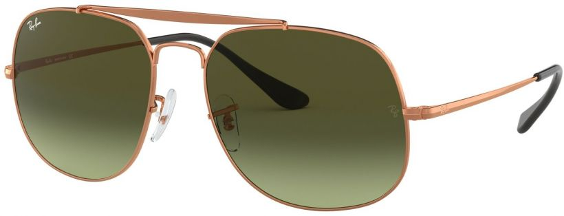Ray-Ban The General RB3561-9002A6-57