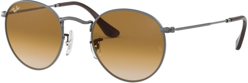 Ray-Ban Round Metal Flat Lenses RB3447N-004/51