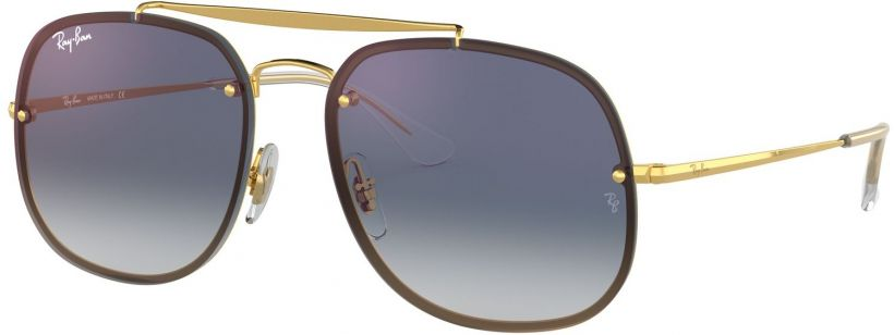 Ray-Ban Blaze The General Flat Lenses RB3583N-001/X0