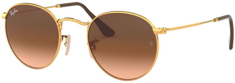 Ray-Ban Round Metal Gradient RB3447-9001A5