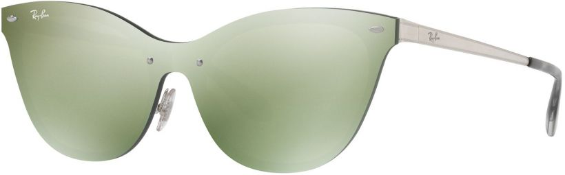 Ray-Ban Blaze Cat Eye Flat Lenses RB3580N-042/30