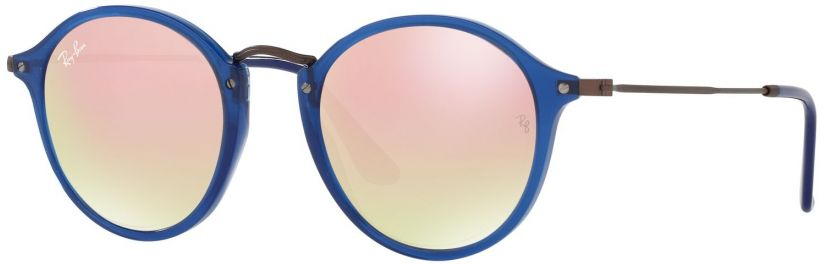 Ray-Ban Round Flat Lenses RB2447N