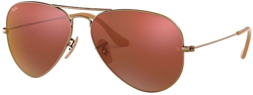 Ray-Ban Aviator Large Metal Flash Lenses RB3025-167/2K