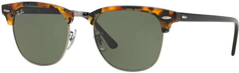 Ray-Ban Clubmaster Fleck RB3016
