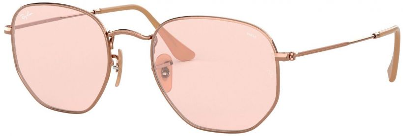 Ray-Ban Hexagonal Flat Lenses RB3548N-91310X