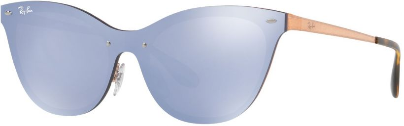 Ray-Ban Blaze Cat Eye Flat Lenses RB3580N-90391U