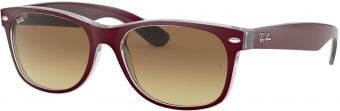 Ray-Ban New Wayfarer Color Mix RB2132-605485-52