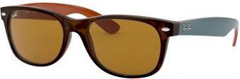 Ray-Ban New Wayfarer Color Mix RB2132-6179-52