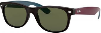 Ray-Ban New Wayfarer Color Mix RB2132-6182-52