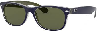 Ray-Ban New Wayfarer Color Mix RB2132-6188-52