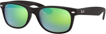 Ray-Ban New Wayfarer Flash Lenses RB2132-622/19-52
