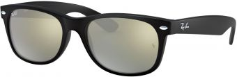Ray-Ban New Wayfarer Flash Lenses RB2132-622/30-52