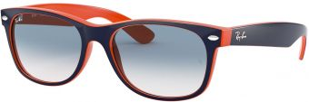 Ray-Ban New Wayfarer Color Mix RB2132-789/3F-52