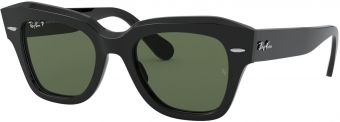 Ray-Ban State Street RB2186-901/58-49