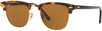 Ray-Ban Clubmaster Fleck RB3016-1160-51