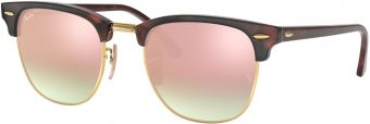 Ray-Ban Clubmaster Flash Lenses RB3016-990/7O-49