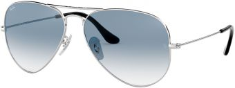 Ray-Ban Aviator Large Metal Gradient RB3025-003/3F-55