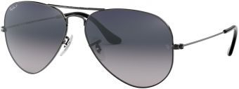Ray-Ban Aviator Large Metal Gradient RB3025-004/78-58