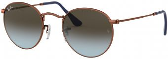 Ray-Ban Round Metal Gradient RB3447-900396-47