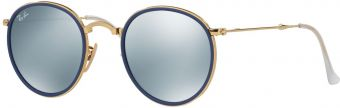 Ray-Ban Round Folding I RB3517-001/30-51