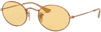 Ray-Ban Oval RB3547N-91310Z-51