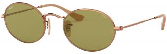 Ray-Ban Oval RB3547N-91314C-51