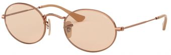 Ray-Ban Oval RB3547N-9131S0-54