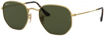 Ray-Ban Hexagonal RB3548N-001/58-51