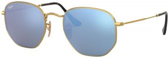 Ray-Ban Hexagonal Flat Lenses RB3548N-001/9O