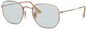 Ray-Ban Hexagonal Flat Lenses RB3548N-91310Y-51