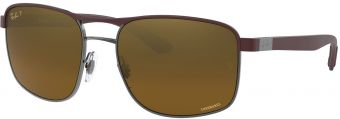 Ray-Ban RB3660CH-188/A3-58